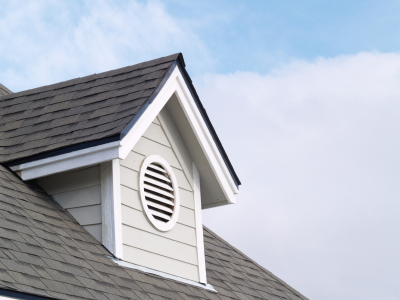 Gable-End Vent Installation in Greater Springfield
